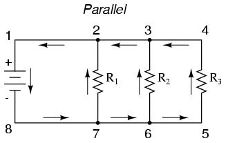 lessons in electric circuits volume i dc chapter 7 rh cybermike net series and parallel electric circuits examples series and parallel electrical circuits