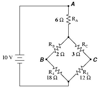 Simple Circuits Calculation as well Equivalent Resistance as well CmVzaXN0b3IgZXF1YXRpb24 as well Delta Y And Y Conversions further DC 10. on series parallel circuit calculations