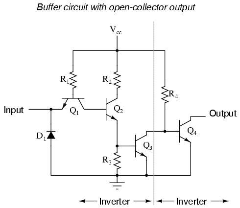 Logic gates the buffer gate ccuart Gallery